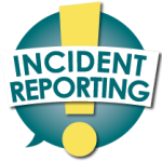 incident reporting button