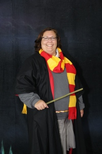 "BEST HARRY POTTER THEME COSTUME Diane DePretto - ""Gryffindor Student"""