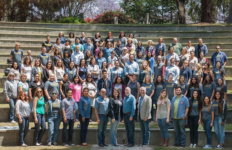 Denim Day Group photo