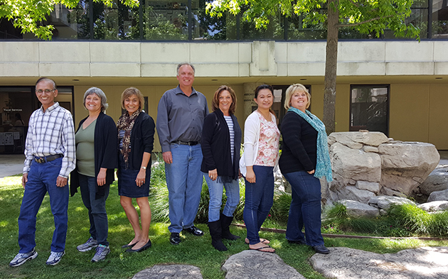 fiscal services denim day photo