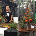 GWC Floral Design Student WINS California State Floral Association's Student Competition!!