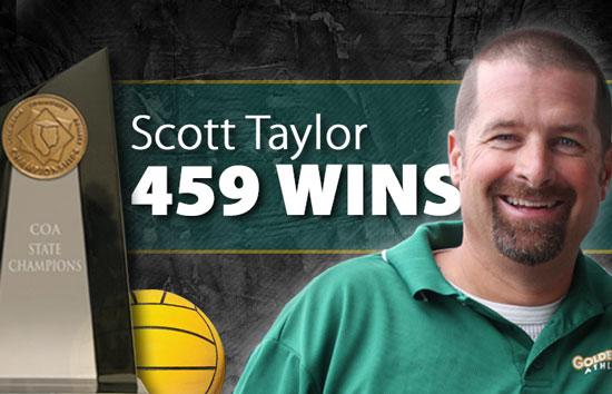 Scott Taylor wins number 459