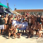 Men's Water Polo Back-to-Back State Champions!