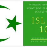 Islam 101 – Lecture and Discussion