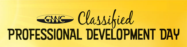 Classified Professional Development Day