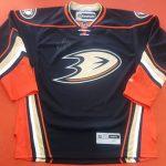Win an Autographed Anaheim Ducks Jersey!