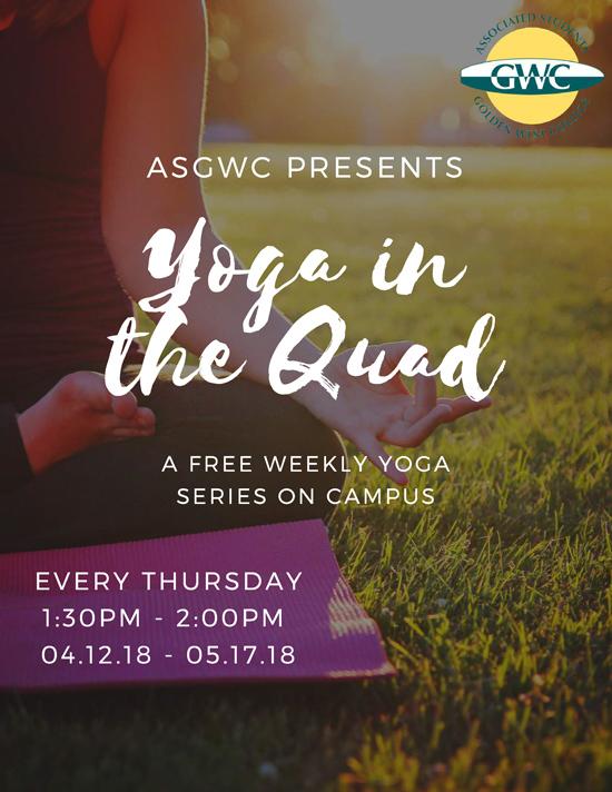 ASGWC Weekly Yoga