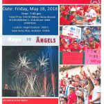 Coast Federation of Educators, AFT Local 1911: Angels Baseball Game