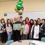 Kris Widman Receives Award for Teaching Excellence