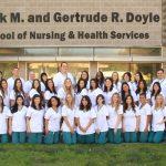 40 Nurses Pinned At GWC School of Nursing Spring 2018 Pinning Ceremony