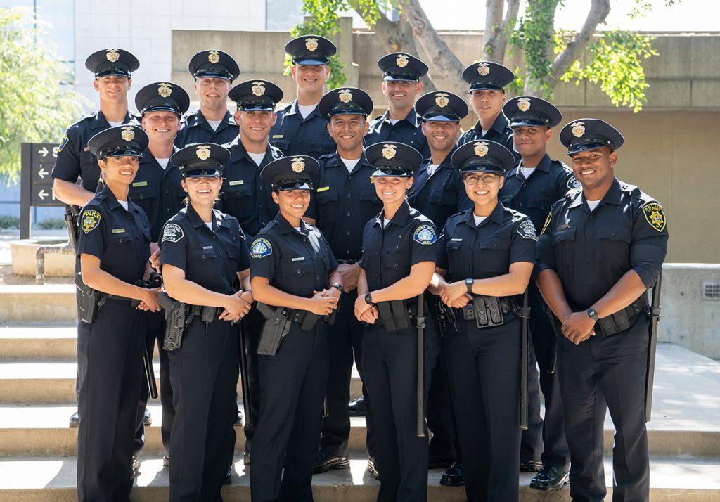 GWC's CJTC Basic Police Academy Class 157