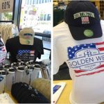 Show Your School Spirit with GWC Americana Collection