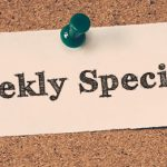 GWC Food Services – Weekly Specials October 15 to 19, 2018