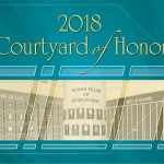 2018 Courtyard of Honor