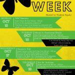 DACA Week – October 15 – 19, 2018