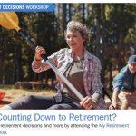 My Retirement Decisions Workshop- Calstrs