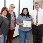 Congratulations to Leyna Nguyen, our GWC Recognition of Student Excellence recipient!