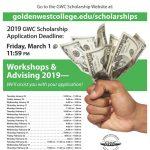 Golden West College Scholarship Opportunities