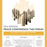 13th Annual Peace Conference: The Forum